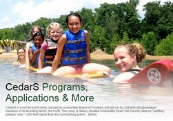 CedarS Programs, Applications & More